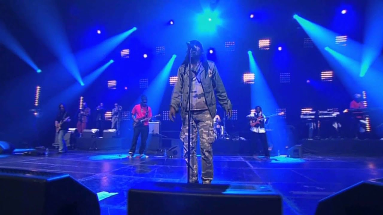 Alpha Blondy Tour