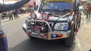 Kashmiri scorpio dance