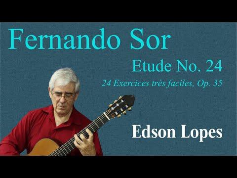 Fernando Sor - Opus 35 No 2