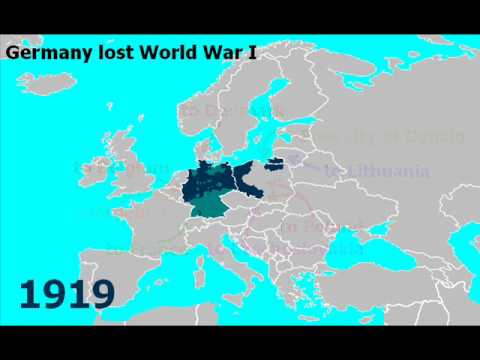 The Rise And Fall Of Prussia Preusen Youtube