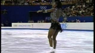 Surya Bonaly (FRA) - 1998 Nagano, Figure Skating, Ladies' Short Program