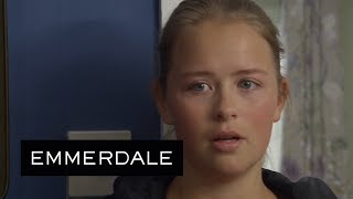 Emmerdale - Liv Finally Discovers the Truth About Maya and Jacob