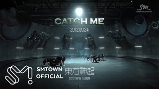 TVXQ! 동방신기_Catch Me_Music Video Teaser