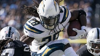 Philip Rivers and Melvin Gordon Push Chargers Past the Raiders | Stadium