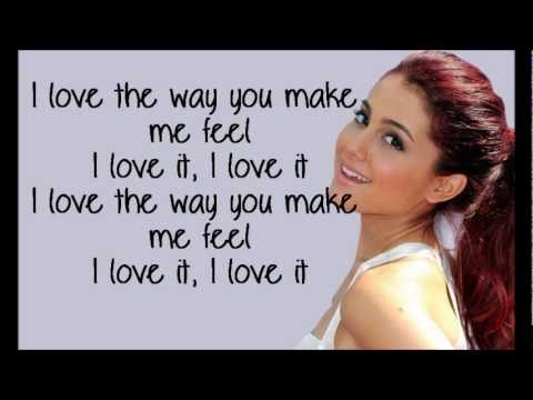 The Way - Ariana Grande Ft Mac Miller (NEW SONG + LYRICS)