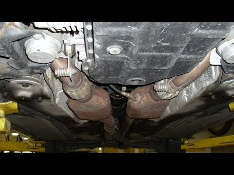 The catalytic converter is a simple device really. No moving parts, no periodic adjustments needed. And it serves a vitally important purpose; that is, to ma...