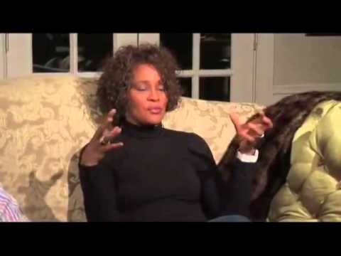 Whitney Houston in 'The Family of Voices' Documentary