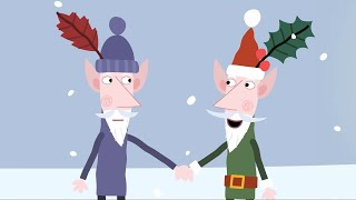 Ben and Holly's Little Kingdom 🎅 Christmas Special | Cartoon for Kids