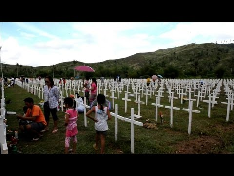 Philippines remembers super typhoon two years on
