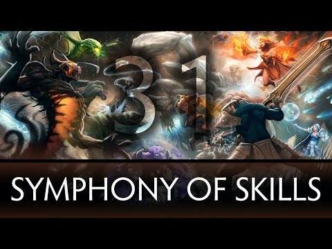 Dota 2 Symphony of Skills 31