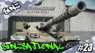 MY FAVOURITE TANK (Chieftain Mk. 6 Gameplay) - World of Tanks Console | SiNzsational #23