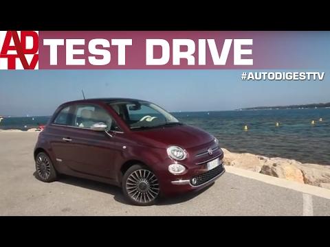Test Drive Fiat 500 0.9 Twin Air 105 CV Lounge