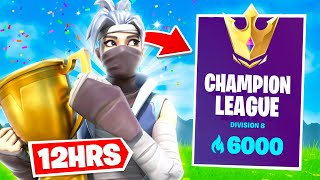 HOW I GOT CHAMPION DIVISION in 12 HOURS 🏆🕛 (Season 3)