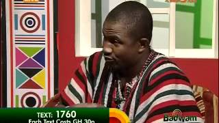 Badwam Newspaper Review on Adom TV 13 4 12