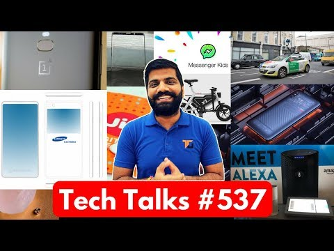 Tech Talks #537 - Xiaomi Bike, JioLink 5GB, Alexa Scary, Adobe AI, Smallest Computer, Google AI