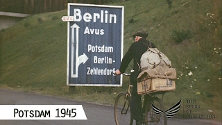Potsdam 1945 (in color and HD)