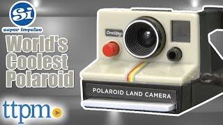 World's Coolest Polaroid from Super Impulse