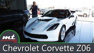 Chevrolet Corvette Z06 - Amor a primera vista.