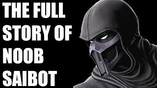 The Full Story of Noob Saibot - Before You Play Mortal Kombat 11