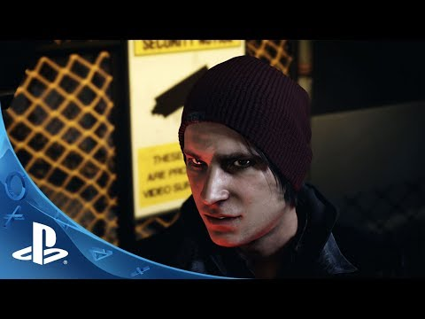 PlayStation 4 Launch inFAMOUS Second Son Interview with Nate Fox