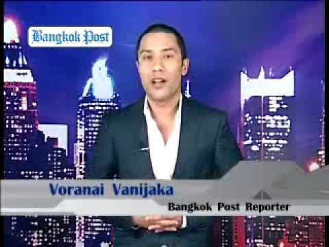 Bangkok post News Clip -Embarrassing Times for the Abhisit Government.  07-04-10.flv