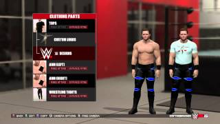 WWE 2K15 Banned Chris Benoit Caw