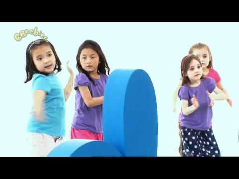 Cbeebies Weekday Songs Compilation video