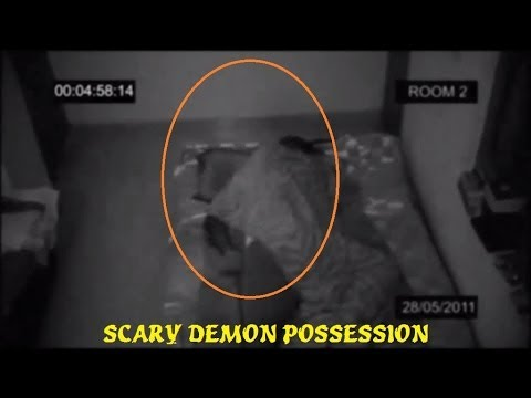 Man Possessed By Ghost Caught On Tape | Real Life Demon Possession video