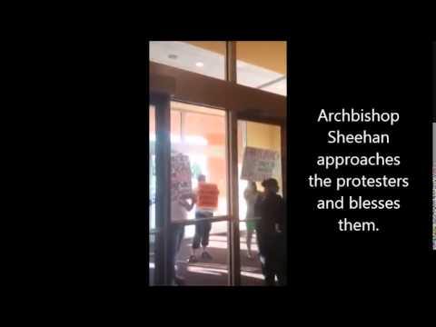 Militant Pro-aborts Invade Hotel to Disrupt Pro-life Event-ABQ NM