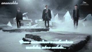 [РУС САБ] EXO - Miracles in December [kor.ver] MV