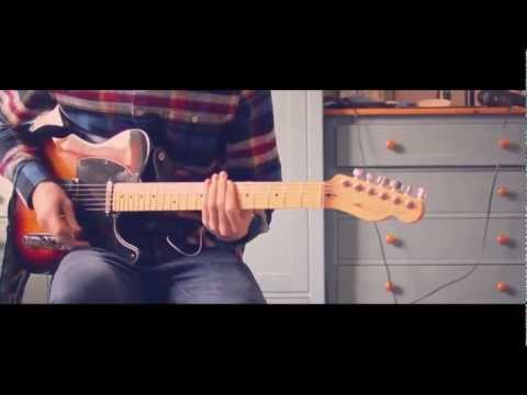 Lower Than Atlantis | Go On Strike | Guitar Cover