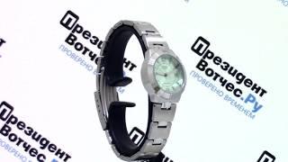 Часы Casio LTP-1241D-3A [LTP-1241D-3AEF] - Круговой обзор от PresidentWatches.Ru