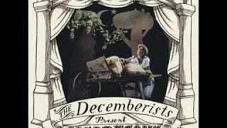 Watch Decemberists The Engine Driver video