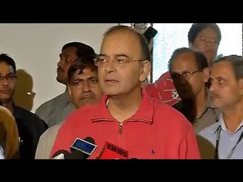 Not reluctant to reveal black money names, says Arun Jaitley