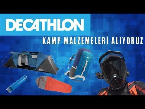 DECATHLON KAMP MALZEMELERİ FİYAT VE PERFORMANS ?-KENTPARK