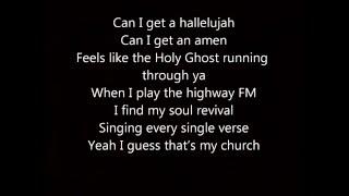 Download Lagu Maren Morris My Church Lyrics Gratis STAFABAND