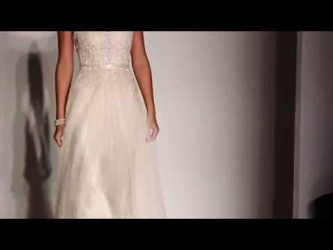 Bridal Fashion Week: Maravilhosa colecção de vestidos de noiva de Sottero e Midgley para a Primavera 2015