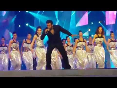 Salman Khan | AIBA | DUBAI | DANCE