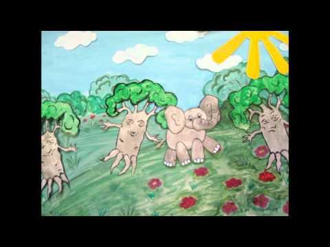 Мультфильм Розовый слон