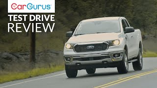 2019 Ford Ranger | CarGurus Test Drive Review