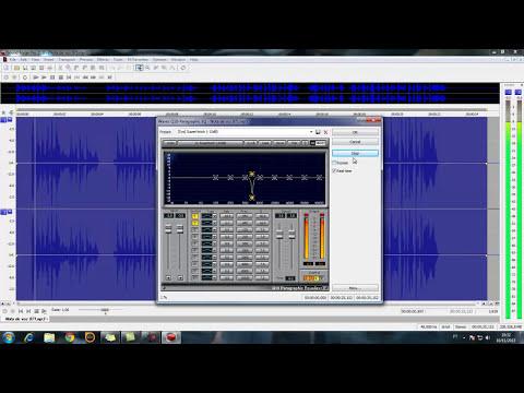 Instalando plugin no sound forge.