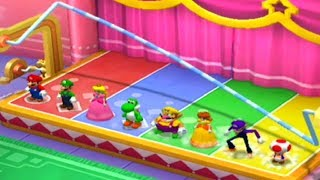 Mario Party 7 - All 8 Player Minigames