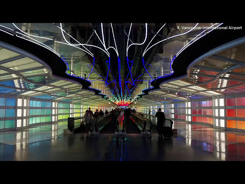 Top 10 Most Beautiful Airport in the world  2014