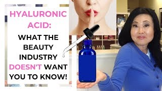Hyaluronic Acid What the Beauty Industry Doesn't Want You to Know