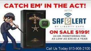 SafElert Review-Motion Alarm by Liberty Safe