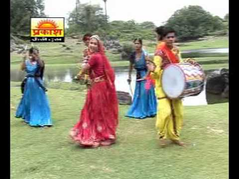 Rajasthani Desi Garba Song | Aya Aya Kanuda Din | Marwadi Hits 2014 video