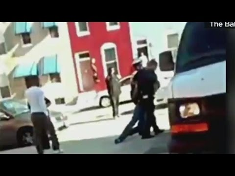 Did 'rough ride' police tactic lead to Gray...