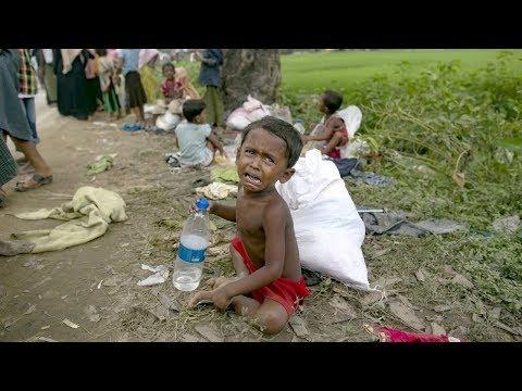 Бегство рохинджа: 200 тыс. детей в нечеловеческих условиях (новости)
