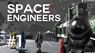 Space Engineers | Max pierdut in spatiu | Episodul 1