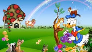Donald Duck, Chip and Dale Cartoon - Best Episodes (full HD) 1080p.